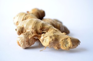 ginger for pain relieve