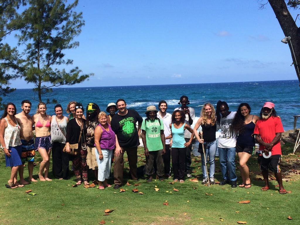 Eco Tours for Cures Jamaica 2016 Participants