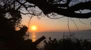 Sunset in Jamaica, West Indies