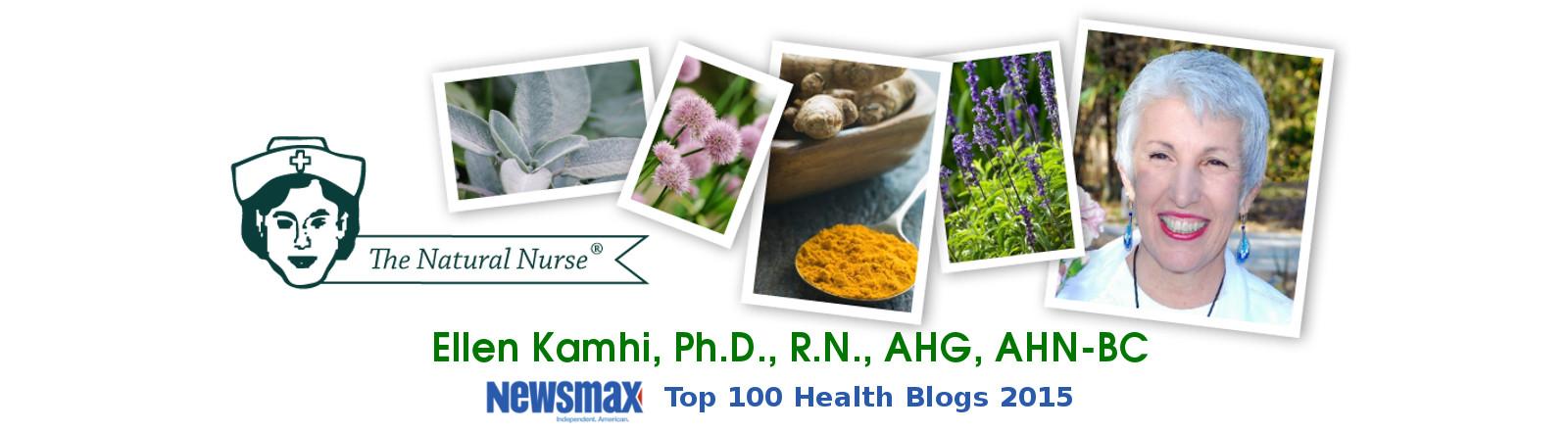 About Ellen Kamhi Ph.D., R.N., AHG-BC, AHN