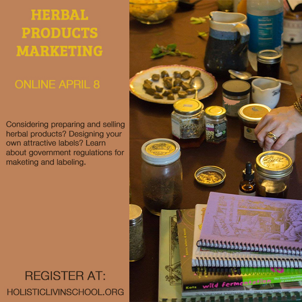 herbal products marketing legal consideration