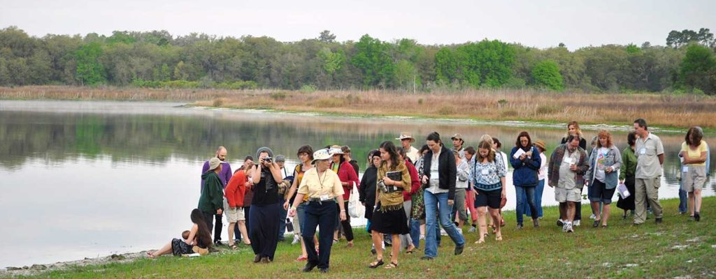 Florida Herbal Conference Walk
