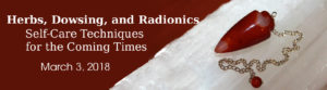 herbs dowsing radionics