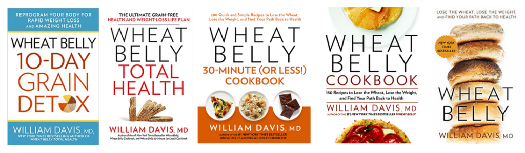 william davis wheat belly