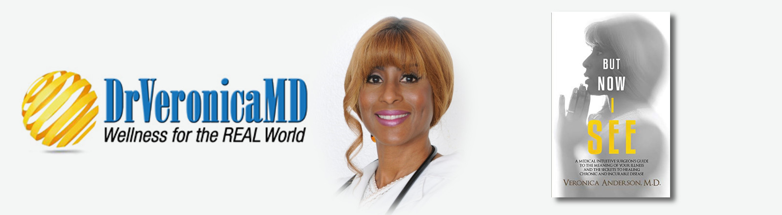Spiritual Links to Understanding Illness with Dr  Veronica MD -