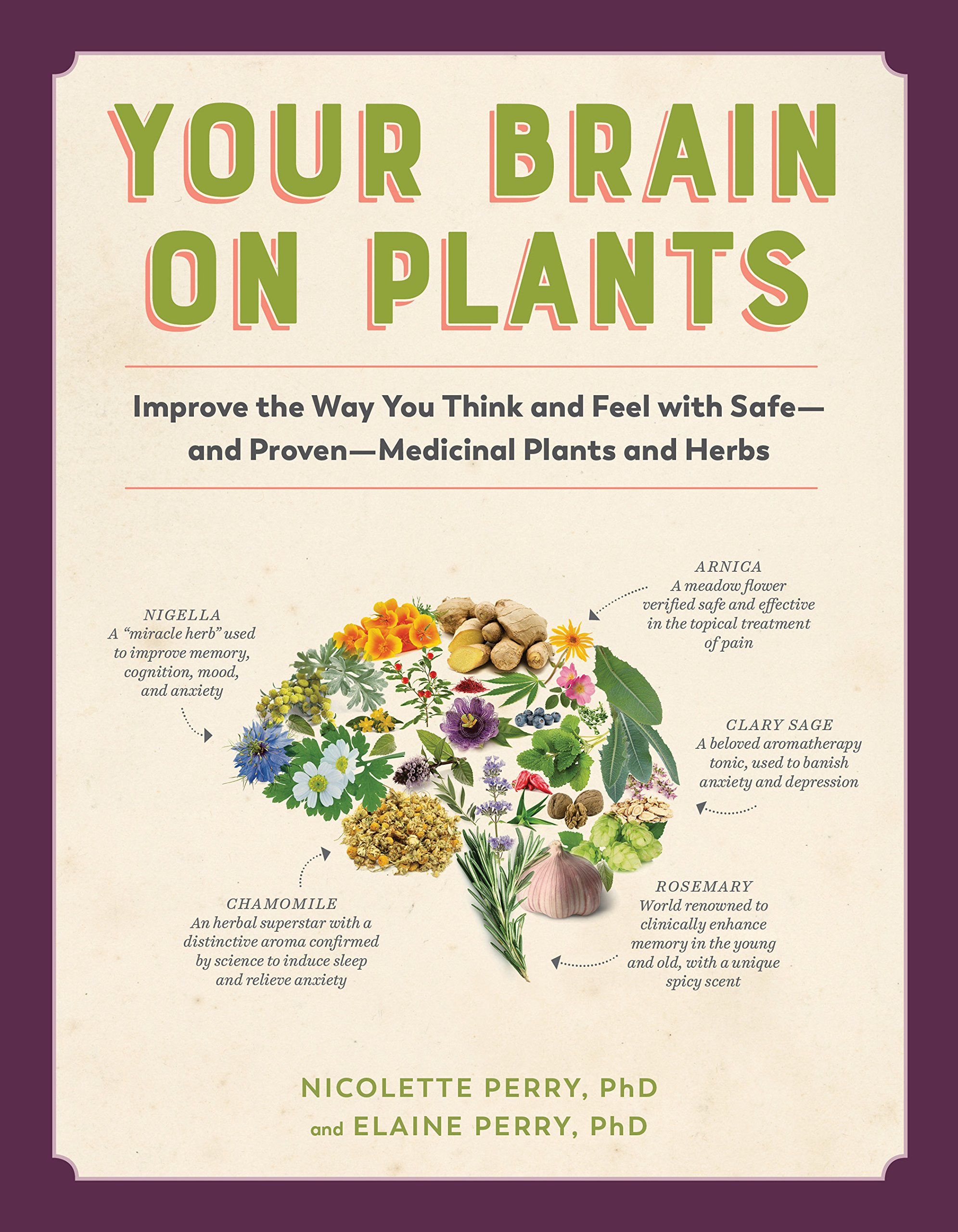 your brain on plants book cover